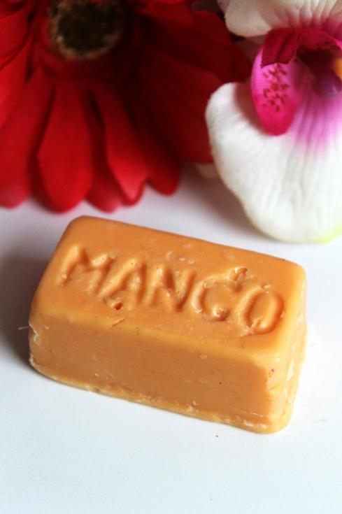 lush bath melt mango