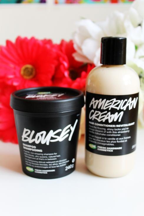 lush hair care